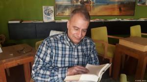 Iranian author Amir Hassan Cheheltan (photo: DW/A. Amini)