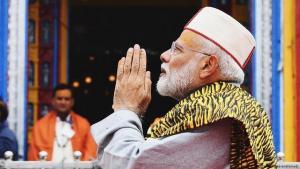 Indiaʹs prime minister Narendra Modi (photo: IANS/Twitter/@narendramodi)