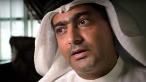 Emirati activist Ahmed Mansoor, currently imprisoned (screenshot: YouTube)