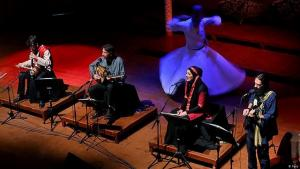 A Sufi concert in Tehran (photo: Fars)