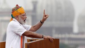 Indian Prime Minister Narendra Modi (photo: Reuters/A. Abidi)