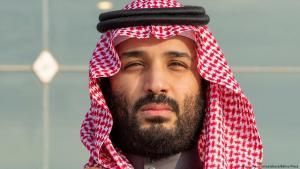 Saudi Arabia's Crown Prince Mohammed bin Salman (photo: picture-alliance)