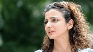 Palestinian author Ibtisam Azem (photo: private)