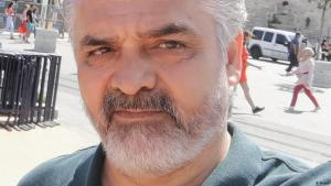 Levent Uysal, editor of the Turkish news website Yenigun (photo: private)