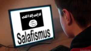 Salafism recruitment symbolic image (picture-alliance/dpa/R. Peters)