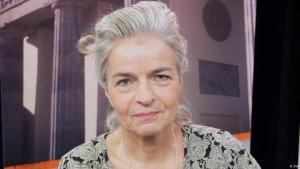 Journalist and author Charlotte Wiedemann (photo: DW)