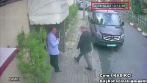 Vanishes into thin air: 2 October – Prominent journalist Jamal Khashoggi was last seen entering the Saudi consulate in Istanbul, where he had gone to obtain an official document for his upcoming marriage to his Turkish fiancee, Hatice Cengiz. He never emerged from the building, prompting Cengiz, who waited outside, to raise the alarm