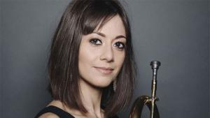 British Bahraini trumpeter Yazz Ahmed (photo: yazzahmed.com)