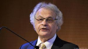 Lebanese author Amin Maalouf (photo: Imago Images/IPA/N. Zonna)