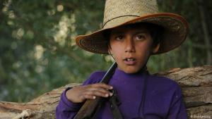 "Dreaming of Hollywood: ""Asho"" by Jafar Najafi lasts half an hour and yet this film is rich in poetry, visual radiance and narrative intensity. ""Asho"" (""Eagle"") is the name of the Iranian shepherd boy portrayed in the film. Najafi tells of Asho and his acting dreams and answers the question why one of the goats in the herd is called the President"