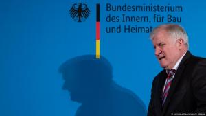 Germany's Minister of the Interior Horst Seehofer (photo: picutre-alliance/dpa/S. Hoppe)
