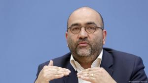 Omid Nouripour, foreign policy spokesman for Germany's Green party (photo: Imago/Jurgen Heinrich)