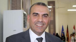 Nihad Salim Qoja, former mayor of Erbil (photo: Shamal Sharef/DW)