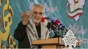 Qassem Soleimani, commander of the Iranian Revolutionary Guard (photo: dpa)