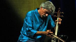 Iranian musician Kayhan Kalhor (photo: namaya.ir)