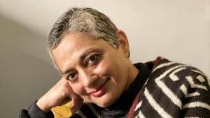 Indian Muslim writer Sadia Dehlvi (photo: Mayank Austen Soofi)