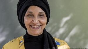 British-Sudanese author Leila Aboulela (photo: picture-alliance/EdinburghEliteMedia/Ger Harley)