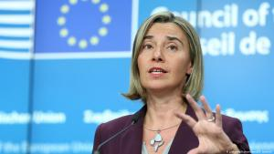Vice President of the European Commission Federica Mogherini (photo: picture-alliance/abaca/D. Aydemir)