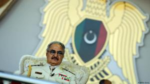 General Khalifa Haftar (photo: AFP/A. Doma)