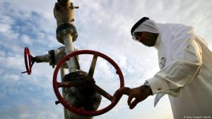 Gas production in Manama, Bahrain (photo: AFP/Joe Raedle)