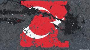 Symbolic image of a divided Turkey (photo: picture-alliance/dpa)