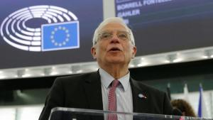 Josep Borrell (photo: Reuters/V. Kessler)