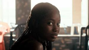 ": Still from Mati Diop's ""Atlantics"" featuring Mame Bineta Sane as Ada (photo: Cannes Film Festival)"