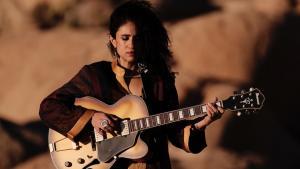 Naima Shalhoub (photo: Tarik Kazaleh)