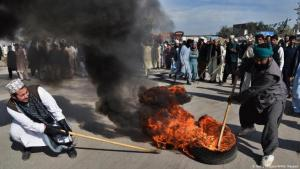 Protest in Pakistan (photo: AFP/Getty Images/A. Majeed)