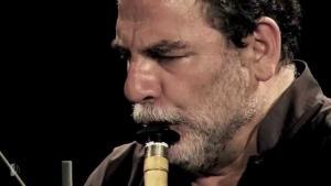 Musician and ney virtuoso Kudsi Erguner (source: YouTube)