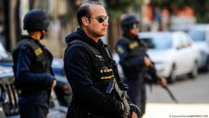 Symbolic image of Egyptian police (photo: picture-alliance/ABACAPress.com