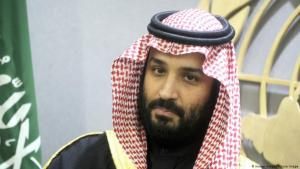 Saudi Crown Prince, Mohammed bin Salman (photo: Imago Images/Futur Images)