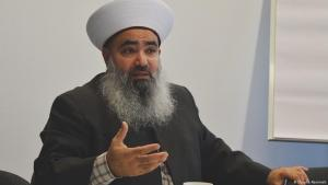 Mohammed Abu Zaid, imam and judge in Lebanon, urges dialogue on both sides (photo: Claudia Rammelt)