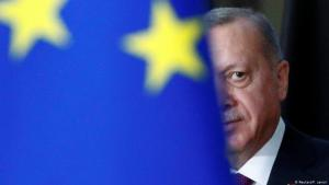 Symbolic image: EU and Turkey. The EU heads of state and government will meet for a summit in Brussels on 10 and 11 December. The meeting will also discuss possible sanctions against Turkey over its controversial search for natural gas in the eastern Mediterranean (photo: Reuters)