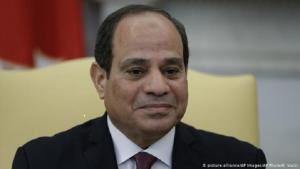 Egyptian President Abdul Fattah al-Sisi (photo: picture-alliance/AP Images/AP Photo/E. Vucci)
