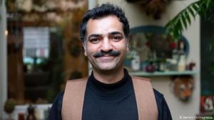 Cultural mediator Samam Haddad (photo: Dennis Divinagracia)