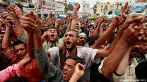 Anger and hope: ten years ago, as of February 2011, Yemenis took to the streets to protest against the repressive regime of President Ali Abdullah Saleh. A year after the protests, in January 2012, he resigned. But the renunciation of his mandate did not bring peace to the country – the internal tensions and rivalries were too great and led to new violence in the same year