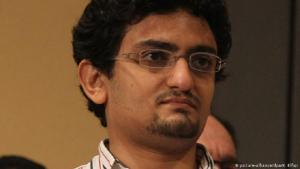 Wael Ghonim, Egyptian activist (photo: picture-alliance/dpa/K. Elfiqi)