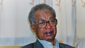 Tayeb Salih (1929 – 2009), one of Sudan's greatest authors of the twentieth century (photo: Getty Images/AFP/Ashraf Shazly