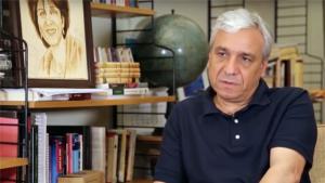 Syrian dissident and political analyst Yassin al-Haj Saleh (photo: Maizar Matar)
