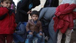 Children in Syria (photo: AFP)