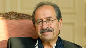 Rafik Schami (photo: Dieter Nagl/AFP)