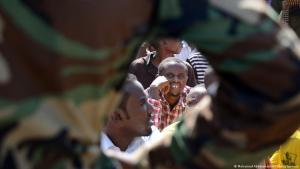 Heightened security in Somalia following the murder of a French agent (photo: Mohammed Abdiwahab/AFP/Getty Images)
