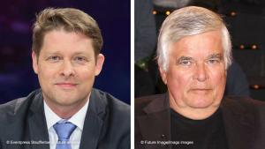 Dr Guido Steinberg (left) and Ulrich Tilgner (photos: Eventpress Stauffenberg/picture-alliance and Future Image/imagoimages)