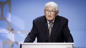 Archive photo of sociologist and philosopher Juergen Habermas (photo: Janine Schmitz/photothek/imago images)