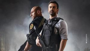 "The Egyptian series ""El-Ekhteyar 2"" was created by a production company with close ties to the military - and promotes a narrative to match (photo: ON TV)"