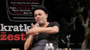 30.05.2017., Zagreb, Croatia - The European Short Story Festival - Reading and FESS Short Story Award Ceremony. Hassan Blasim (photo: Tomislav Miletic/PIXSELL)