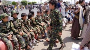 Child soldiers in Yemen (photo: private)