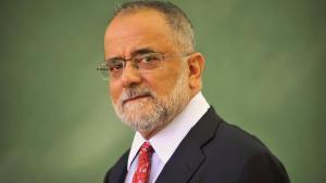 The renowned Taliban expert Ahmed Rashid (photo: ZUMA Press/imago images)
