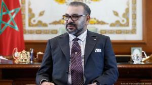 Moroccan King Mohammed VI (photo: picture alliance/dpa/TASS/A. Sherbak)